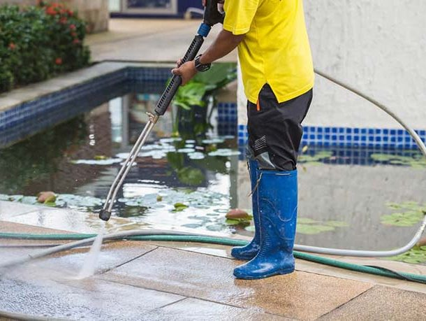 Hard Floor Cleaning Service