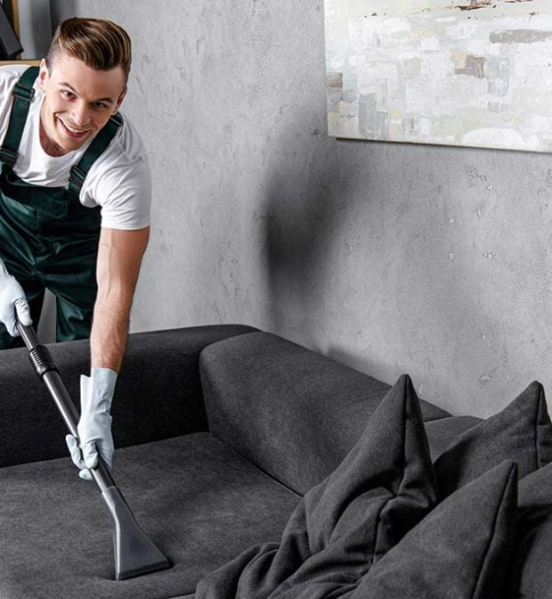 Residential Upholstery Cleaning Service