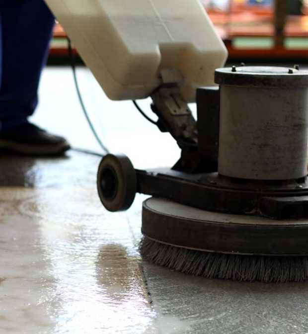 Commercial Hard Floor Cleaning Service