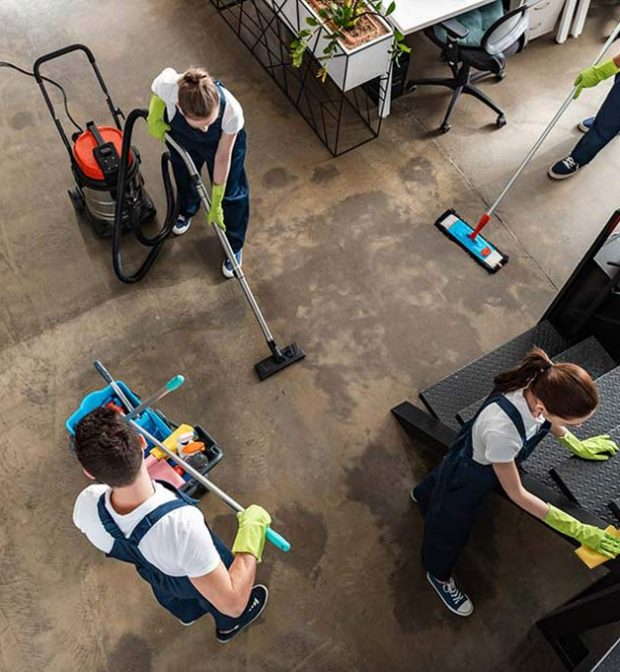 Commercial Stain Removal Service